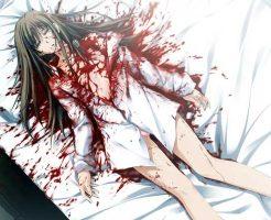 【女 グロ】女の子を包丁でザクザク刺し殺してる現場に遭遇してもうたんやが・・・ ※殺人映像
