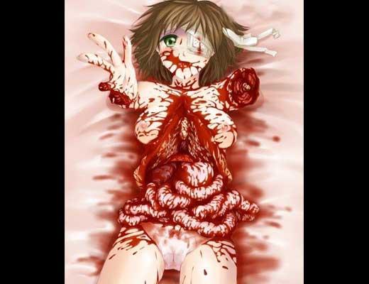 【グロ画像】全身切断された女の子が見つけてもうたんやが 嘘だと言ってクレメンス・・・