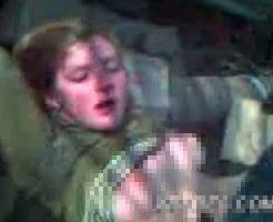 【本物レイプ】ロシアJKさんが酒を飲まされて意識朦朧で吐きまくってるのに犯される映像がこれ 尚、犯人www ※無修正エロ動画