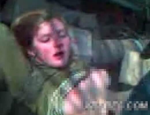 【本物レイプ】ロシアJKさんが酒を飲まされて意識朦朧で吐きまくってるのに犯される映像がこれ ※無修正エロ動画