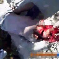 【殺人映像】首をちょっと切られた状態で息している人の呼吸音って聴いたことある??? ※グロ動画