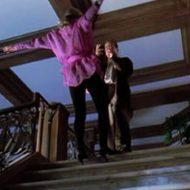 【衝撃映像】お前みたいなブスはこうだ!こう!! 階段で顔から落として不細工のブス磨きに拍車をかけてみた☆