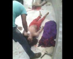 【グロ動画】若い女の子の死体を路上解剖していくとか解剖医サイド一理ないw ※解剖映像