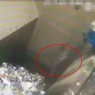 【衝撃映像】おい!労基仕事しろ!!ごみ処理施設で文字通り生ゴミになった労働者にお祈りするスレはこちらw