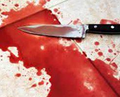【グロ動画】チョキチョキーザクザクザクーって息の根を止めるまでナイフで刺し殺してみたinブラジル刑務所 ※処刑映像