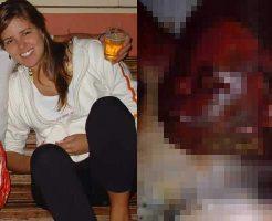【エログロ画像】19歳の女の子がレイプされたビフォーアフター写真がコレ もちろんボコボコに殺されてますけどw ※グロマップ