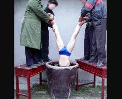 【衝撃映像】人権とかフル無視してくる中国の拷問がマジ半端ないってwwwwwwww ※グロマップ