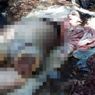 【閲覧注意】バラバラに切断された紐パンツの女の死体が水揚げされたんだが股間からナニか出てる…