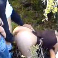 【本物レイプ動画】男「この女犬みてぇ~だなw」ギャングに捕まったトルコ人少女が男集団に強姦されまくる映像が怖すぎる・・・ ※無修正