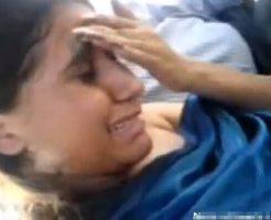 【本物レイプ動画】号泣してる少女さんの体を弄ぶロリコン強姦魔が撮影した個人撮り映像が闇深注意・・・ ※無修正