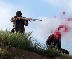 【グロ画像】写真で見るISIS処刑現場シリーズ 後頭部ヘッドショット偏がこちら・・・ ※イスラム国