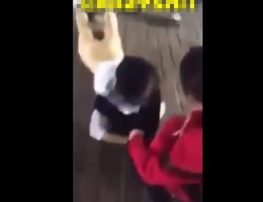 【グロ動画】おい!糞ビッチ!!てめぇーをボコボコにしてやんよw 尻軽女の子が服はぎー 集団暴行 銃殺される映像をまとめてみた
