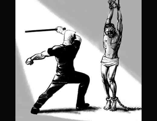 【衝撃映像】死なない程度で一番きつい拷問がコレ・・・
