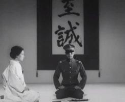【グロ動画】大日本帝国軍式の切腹映像がコレ hara-kiriマジで怖すぎてトラウマレベルw