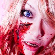 【グロ動画】クラブでパリピしてた少女さん 瓶でボコボコに殴られ顔面ミンチになってるんやがwww