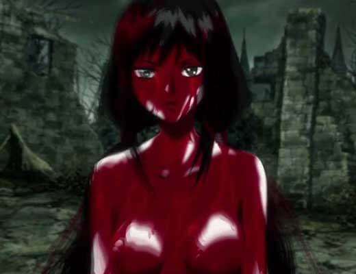 BLOOD-Cグロアニメ