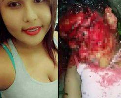 【グロ画像】行方不明になっていた女の子 顔面ミンチバラバラ死体で発見される・・・ ※女 死体