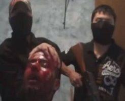 【グロ動画】メキシコ麻薬カルテル「Los Zetas」によるマチェット斬首していく処刑映像がヤバ過ぎる・・・