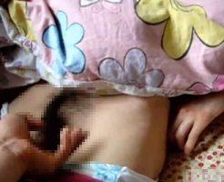 【昏睡いたずら】爆睡中の女を身体チェックした結果 マンコがジャングルだったので黙ってパイパンにしてみたwww ※無修正エロ動画