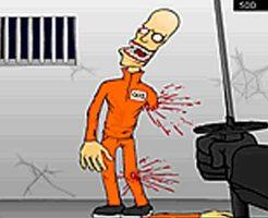 【フラッシュゲーム】色々な武器を使用して囚人達ぶち殺す無料Flashゲーム「Load Up And Kill」