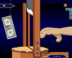【フラッシュゲーム】一攫千金のために手首切断もいとわないw ハラハラドキドキ系無料Flashゲーム「Handless-Millionaire」