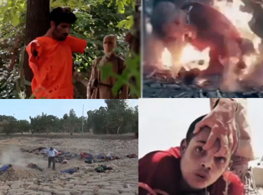 【isisグロ動画】もう完全に死に体なテロリスト イスラム国の処刑2017年総集編作ったから誰か来てくれwww