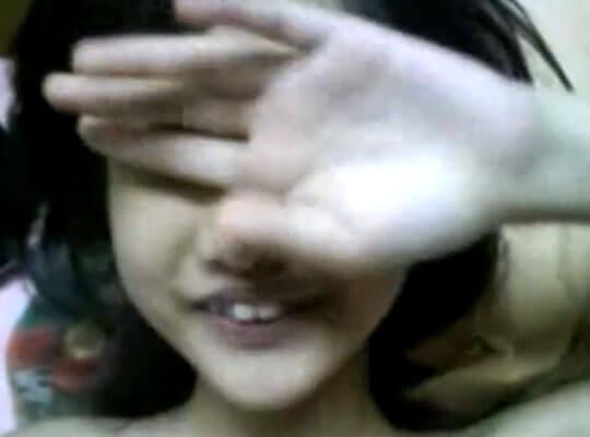 【近親相姦動画】JCの妹とセックスしてるガチ個人撮影映像が流出しとったwww ※無修正