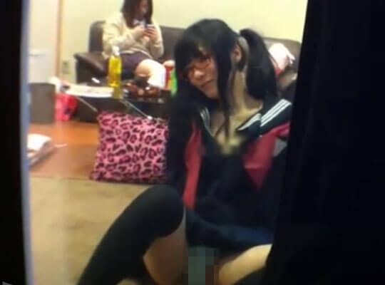 【JK 盗撮】逮捕者多数w 女子○生見学クラブで撮影された映像www