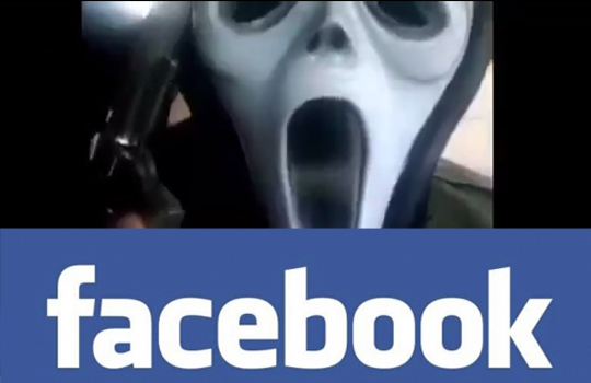 【閲覧注意】警察を殺す・・・facebookで犯行予告した馬鹿の末路・・・