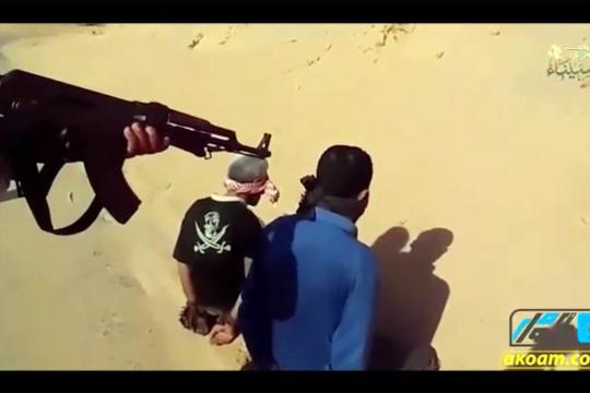 【イスラム教】シーア派ISISのAK47射殺映像・・・※閲覧注意