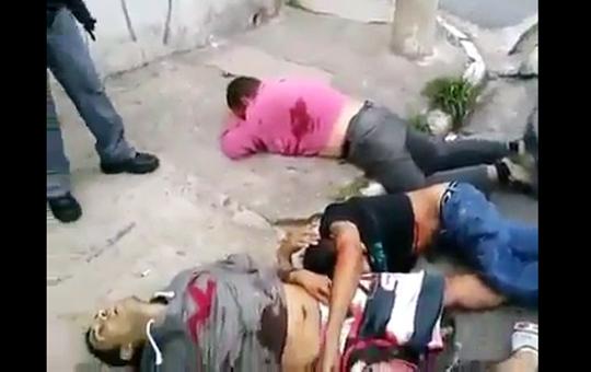 【殺人】ブラジルで昼間歩くのも危ない…その証拠がこれ ※閲覧注意