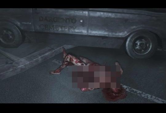 【閲覧注意】トラックに轢きづられた人間が死んでいく一部始終・・・