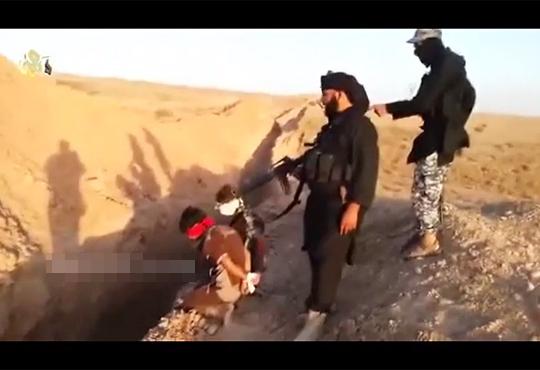 【ISIS】イスラム国ISISの処刑映像集・・・大量虐殺閲覧注意