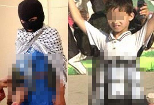 【ISIS】イスラム国はこうして子供達に自爆テロを起こさせる・・・