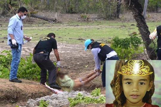 【本物レイプ】まさに鬼畜!ピラニアと呼ばれる小男によって9歳の少女はレイプされ殺された(画像6枚)