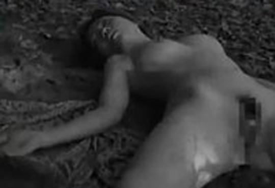 【本物レイプ】こんなに酷い強姦映像・・・。心臓叩いてご覧ください