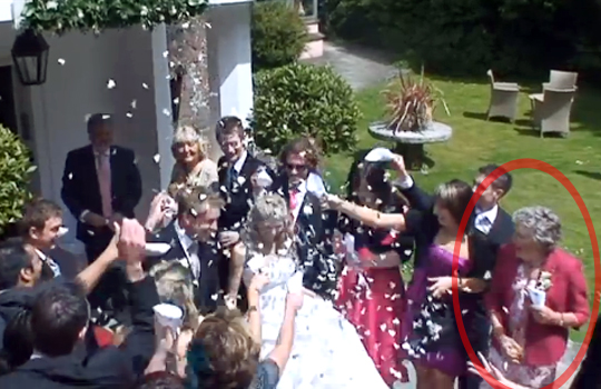【馬鹿】結婚式の一番の見せ場で・・・『ババアやりやがったなぁ~!!!』