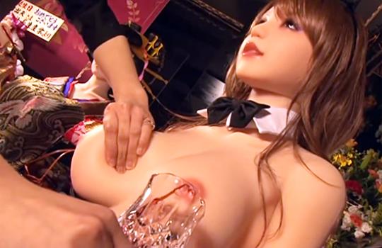 【マジキチ】日本のセ○クス人形がマジキチすぎて海外で紹介される・・・