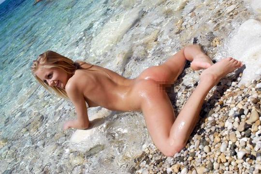 エロ画像,ヌーディストビーチ,美少女,,,