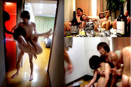 【レイプ】まずは一度ご覧下さい・・・素人が撮影したガチンコレイプパーティ画像27枚!!!