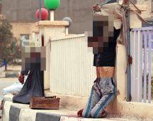 【閲覧注意】ISISの管理下にある地域で女性を強姦した男たち3人はこうなる・・・