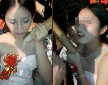 【衝撃映像】これは集団レイプの映像ではありません。中国の結婚式ですwww
