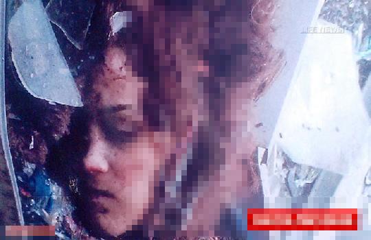 【グロ画像:戦争】自爆テロの惨状・・・巻き込まれた人の死体が散乱