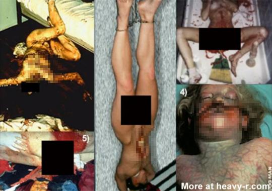 【グロ:鳥肌】レイプされて惨殺されて捨てられた女性たち
