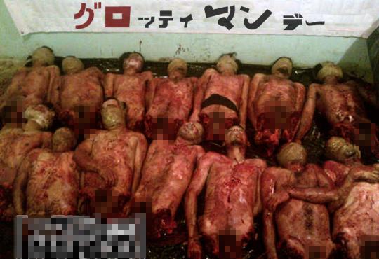 【グロ画像】無 残 に 惨 殺 さ れ た 死 体 【画像17枚】