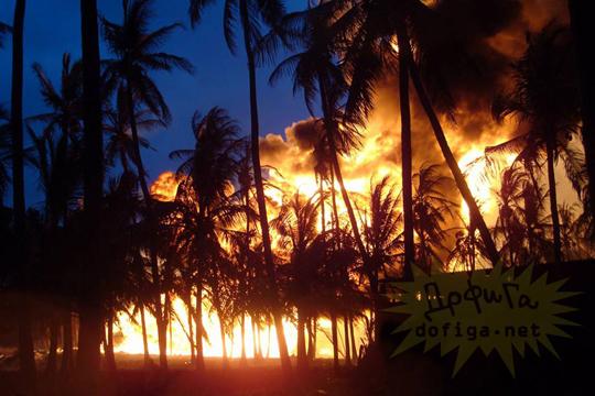 【グロ画像】インドで爆発事故!16人以上が焼け死ぬ大惨事【画像18枚】