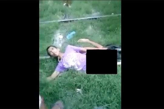【グロ動画】電車に轢かれたけど死ねなかった・・・※閲覧注意