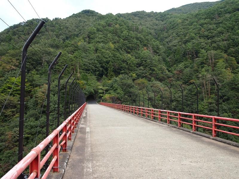旧日野橋風景写真