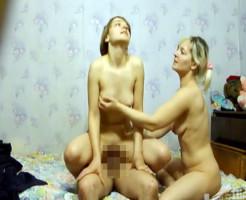 【本物3P】彼女と妹との3Pハメ撮りSEX・・・まじで存在するんだな;てかこの妹の年齢って・・・