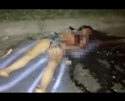 【グロ注意】轢き殺された女性・・・その死体を見た家族の反応